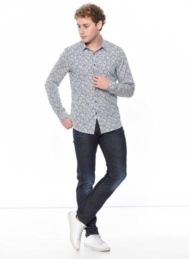 Calvin Klein Gömlek Gri